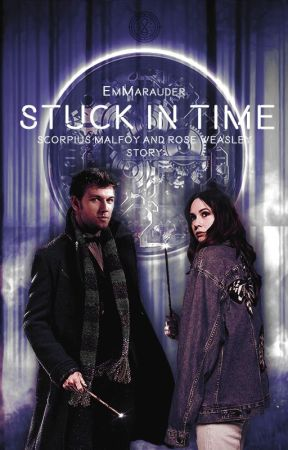 Stuck in time by EmMarauder