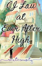 Ever After High: CJ Lou at Ever After High by rexterousity