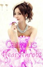 Campus heartthrobs: Campus King and Queen (complete) by labbyaishi