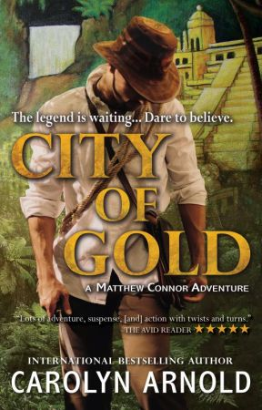 City of Gold by CarolynArnold