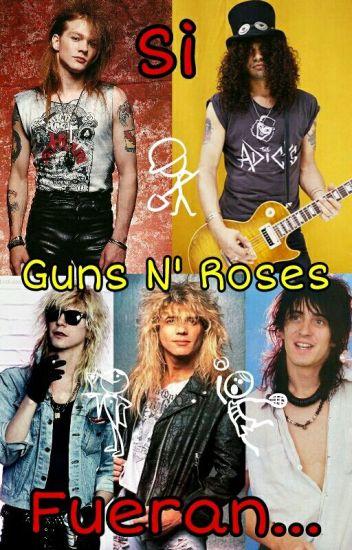 Si Guns N' Roses Fueran... (#HairRock)