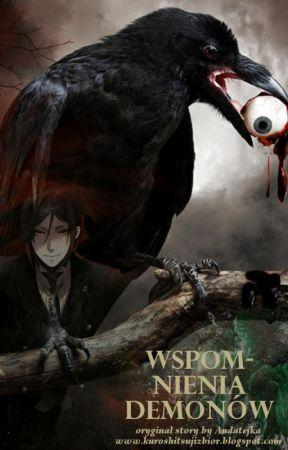 Wspomnienia demonów by Sugardemononme