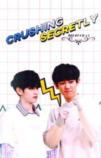 """ CRUSHING SECRETLY"" yeolyeols phobia by ohcherryoh_"