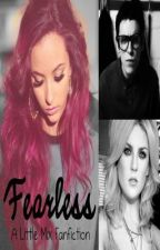Fearless- (Jerrie Fanfiction) by ben-andjerries