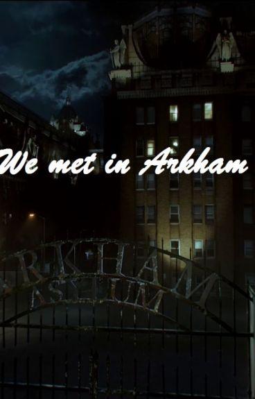 We met in Arkham |Jerome Valeska|