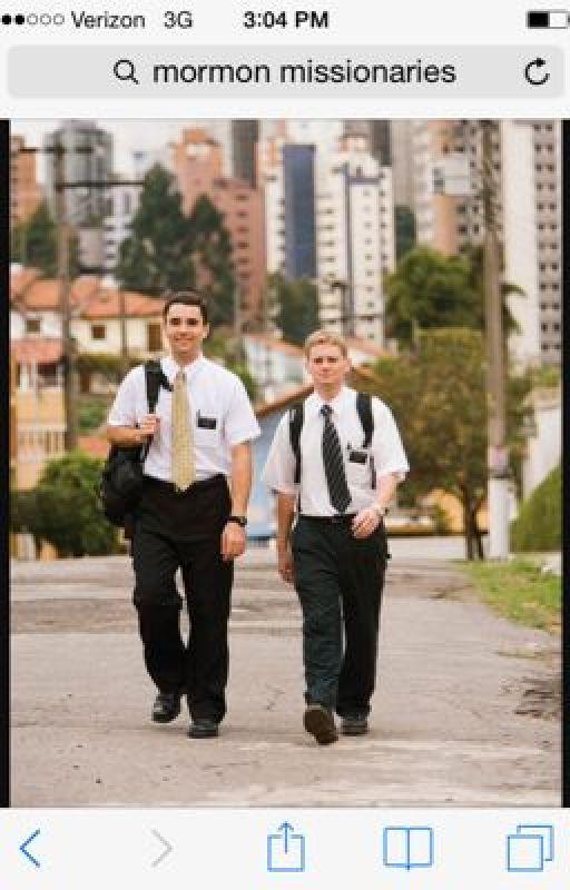 Mormon with Non-Mormon friends  by 9grade