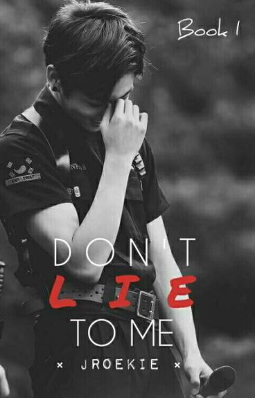 Dont lie to me (Jungkook x Reader)