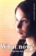 What now?- the sequel to what if? A mockingjay story by thedivergentvictor