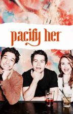 Pacify Her  ❁ TW Gif Imagines by quicksilvers