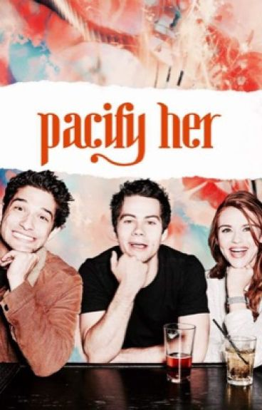Pacify Her  ❁ TW Gif Imagines