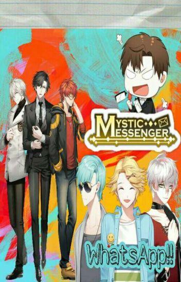 Mystic Messenger Whatsapp [PAUSADA]