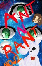 Art N Rant Book • NO.2 by GeekyKikiFreak