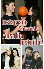 instagram shawmila VS ausmila VS justmila ❤ by JosefaSalazar3