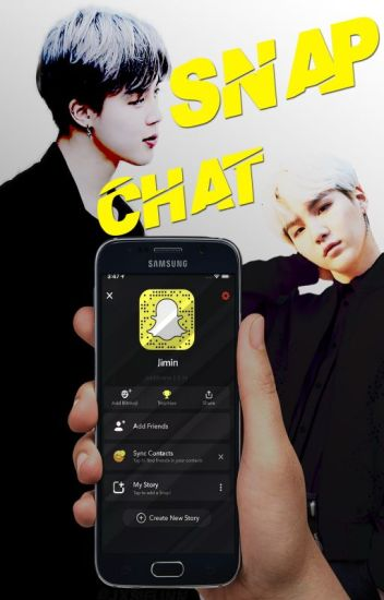 Snapchat ↬ YoonMin.