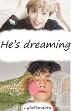 He's dreaming. ||ChanBaek|| by LytaPandora
