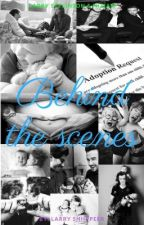 Behind The Scenes ( Larry - Niziam A/B/O ) by Larry_shiippa