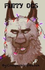 Furry OCs by CreeperWolf4evah