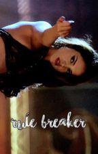 Rule Breaker|| Scott McCall  by grantsgustin