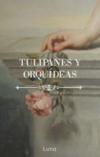 Tulipanes y Orquídeas. by Boring-Princess