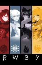 Male Faunus Reader x All Fem RWBY characters by WolfBlood420