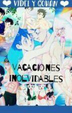 """"""" VACACIONES INOLVIDABLES """" ❤videl y gohan ❤ by VIDELKAWAII"""