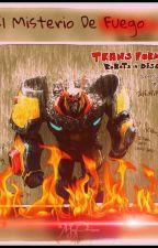 El Misterio Del Fuego |Transformers| by MzPrime