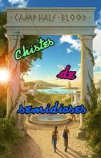 Chistes de semidioses by Cattyguerrero
