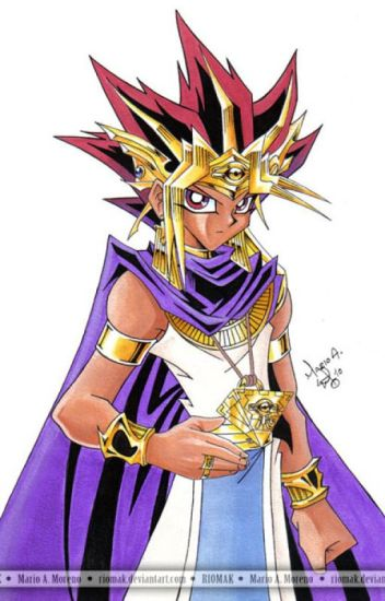 Atem x Reader The Pharaoh and the Wind Chaser