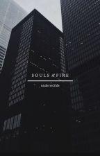 Souls A'fire   D. Grayson [c.s.] by clintscoffee