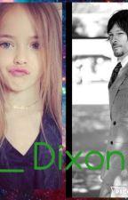 La hija de Daryl Dixon(Carl & tu)❤️∞ by scarlettgarcia917