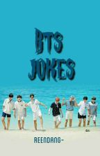 ╰✔╮Bts Jokes. +Bts by reendang-