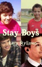 Stay boys (Larry) by SunnyHunnie