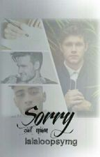 sorry ||Niam • Ziall✔ by lalaloopsymg