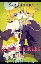 {kagamine} cô hầu của hoàng tử by Lu_Luoi