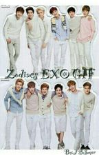EXO Zodiacs Gif - Zodiaki EXO  by JBSugar