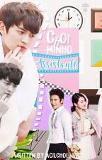 Choi Minho, Assistant! by acilChoi