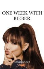 One Week With Bieber | (a.g + j.b) by ontarioboca