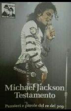 Pensieri e parole del re del pop. by BillieJean873
