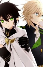 Owari no Seraph - Power and Control by Rinnus