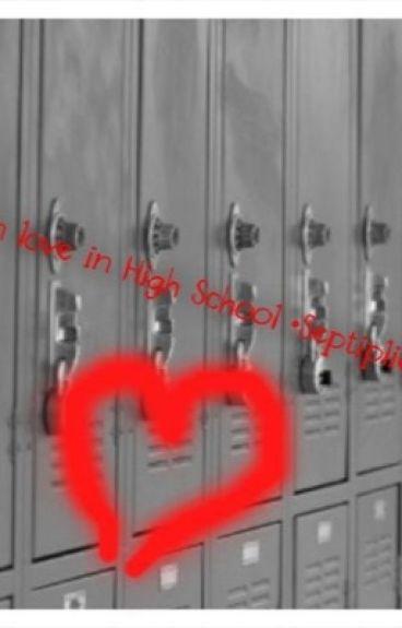 In love in High School 《Septiplier》
