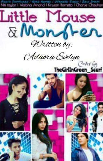 MANAN FF- Little Mouse & Monster