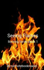 Seeing Flames (Burning Series Book 1)  by rednotebookreader