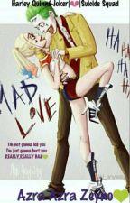Joker&Harley quinn||Suicide Squad  by AzraAzraZeyno