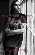 It's Kind Of A Funny Story..|| Vic Fuentes Daughter Fanfic  by ctrlchloe