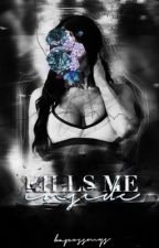 KILLS ME INSIDE | NIKKI BELLA ↠ ROMAN REIGNS | [ON HOLD] by bapossmys