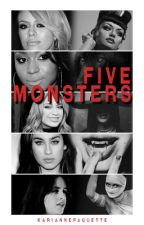 Five Monsters (DISCONTINUED) by Estrabao_Karla