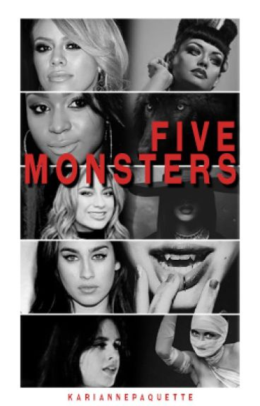 Five Monsters (DISCONTINUED)