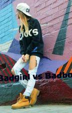 Badgirl vs Badboy  by malou2443