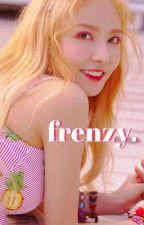 frenzy; [BTS+RV] by kimlipstick