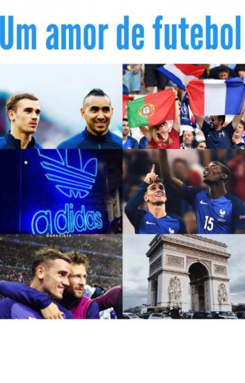 Um amor de futebol || A.G